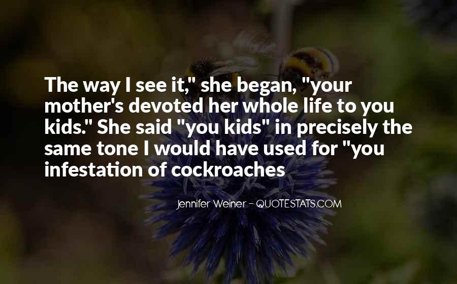Jennifer Weiner Quotes #525265