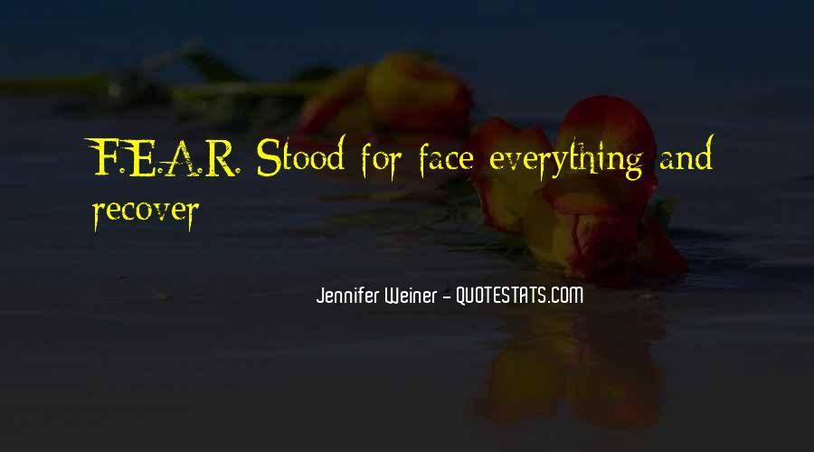 Jennifer Weiner Quotes #589212