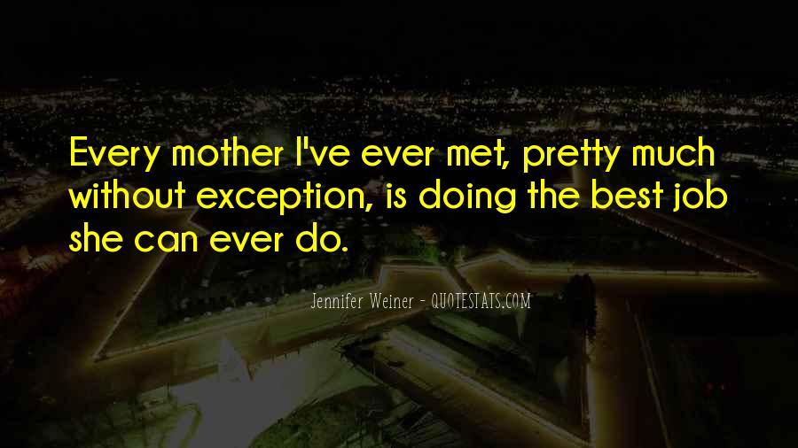 Jennifer Weiner Quotes #648008