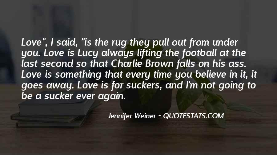Jennifer Weiner Quotes #682515