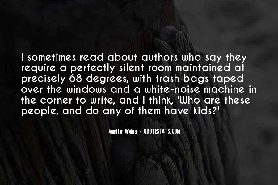 Jennifer Weiner Quotes #735541