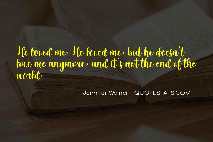 Jennifer Weiner Quotes #740102