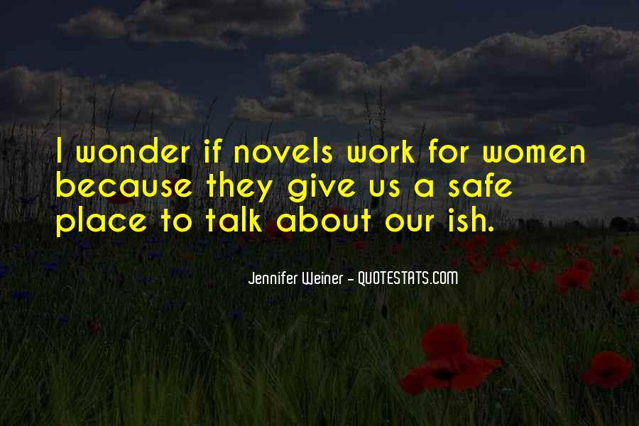 Jennifer Weiner Quotes #74518