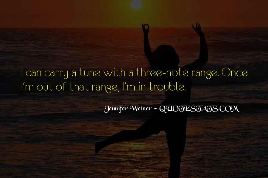 Jennifer Weiner Quotes #7508
