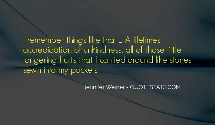 Jennifer Weiner Quotes #893610