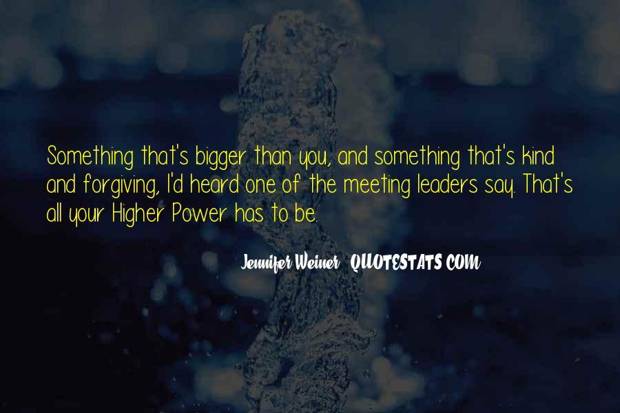 Jennifer Weiner Quotes #900838