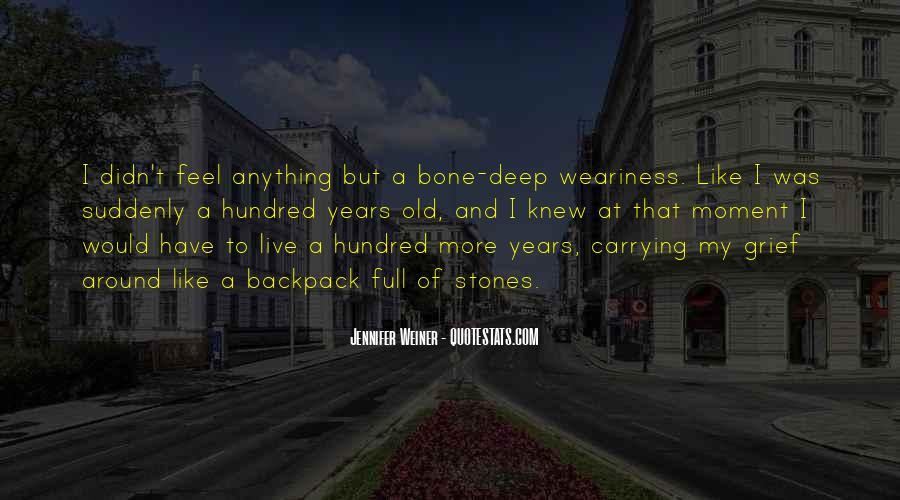 Jennifer Weiner Quotes #917592