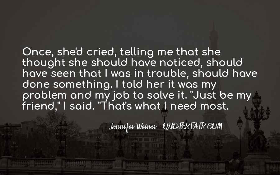 Jennifer Weiner Quotes #934799