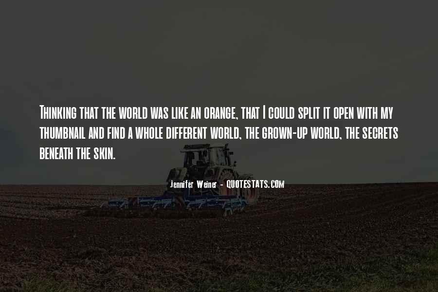 Jennifer Weiner Quotes #975715