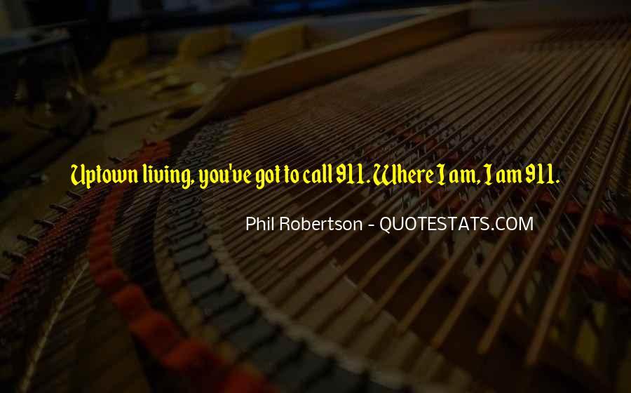 Jep Robertson Quotes #100527