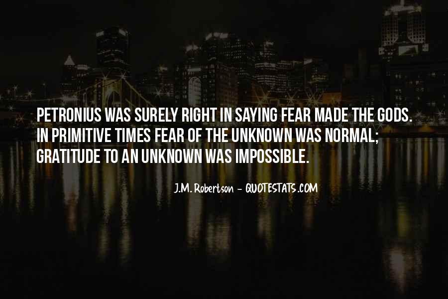 Jep Robertson Quotes #45280