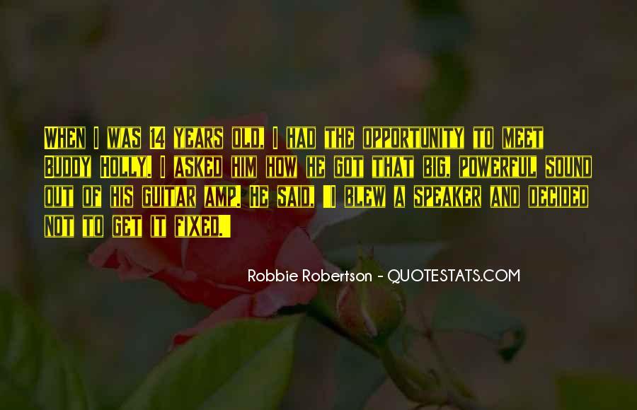 Jep Robertson Quotes #57625