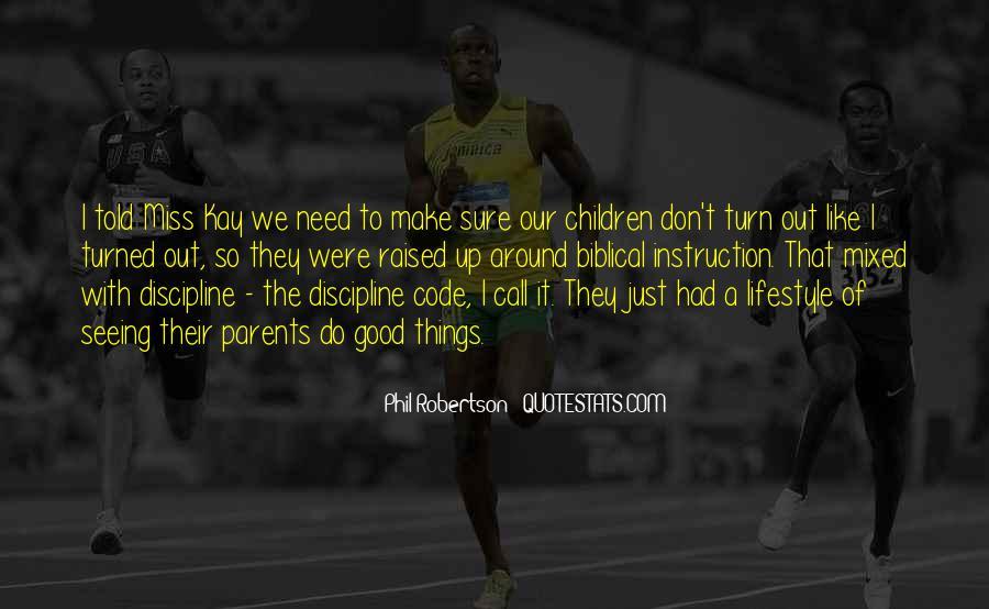 Jep Robertson Quotes #82871