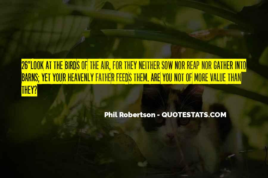 Jep Robertson Quotes #83851