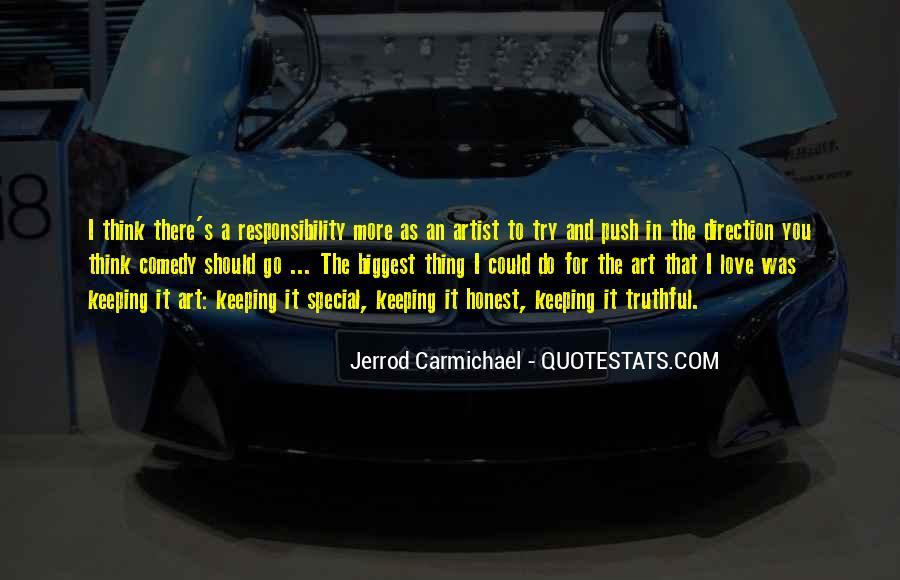 Jerrod Carmichael Quotes #1064334