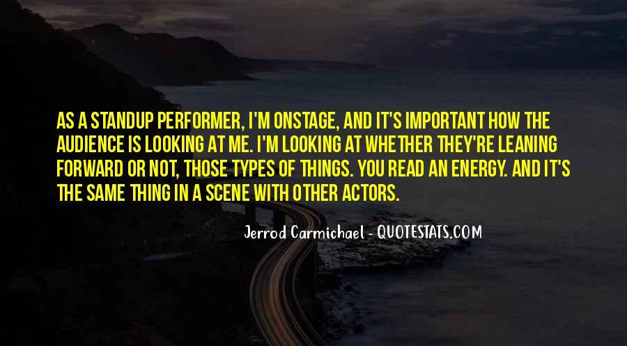 Jerrod Carmichael Quotes #1103088