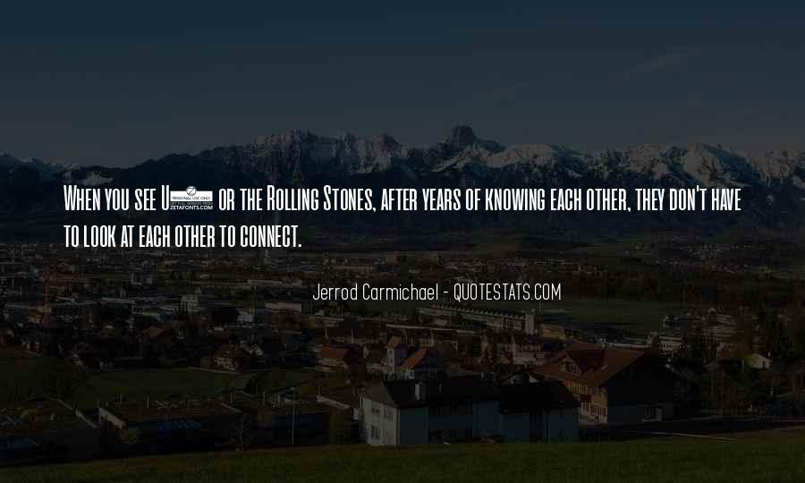 Jerrod Carmichael Quotes #1169089