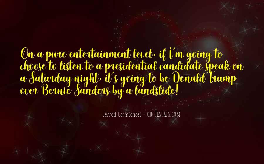 Jerrod Carmichael Quotes #1307870