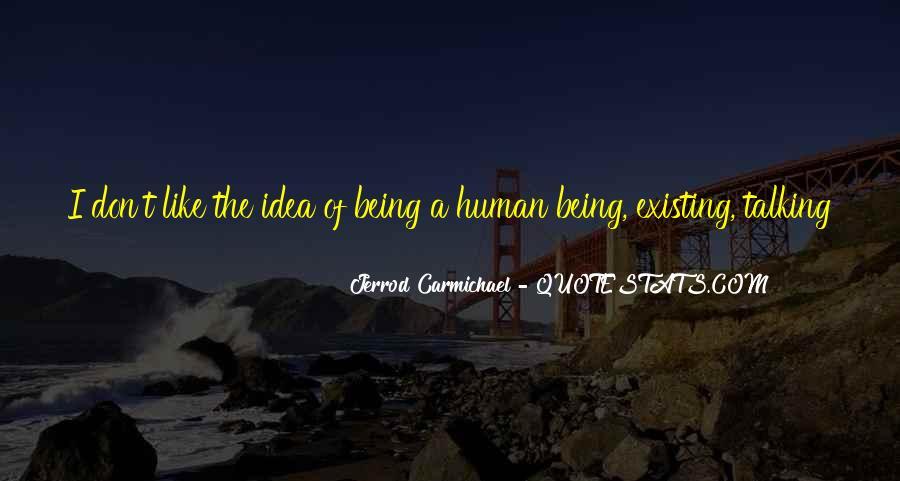 Jerrod Carmichael Quotes #1531432