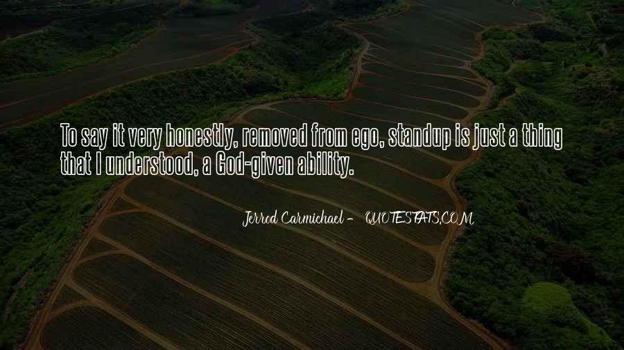 Jerrod Carmichael Quotes #158609