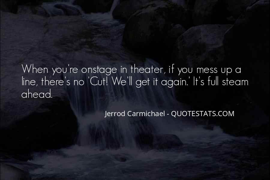 Jerrod Carmichael Quotes #1705689