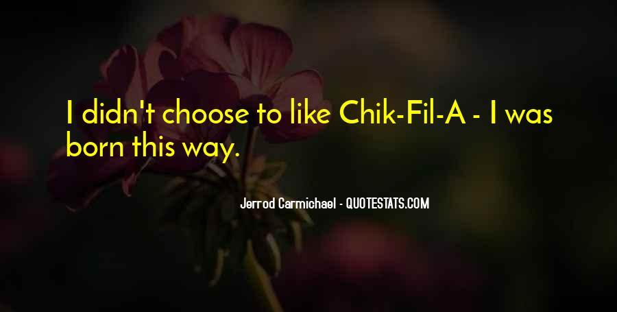 Jerrod Carmichael Quotes #406324