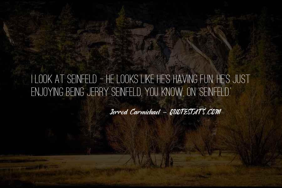 Jerrod Carmichael Quotes #744721