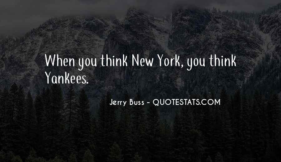 Jerry Buss Quotes #1223844