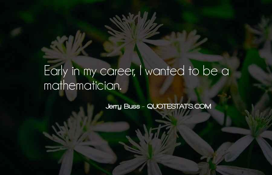Jerry Buss Quotes #937486