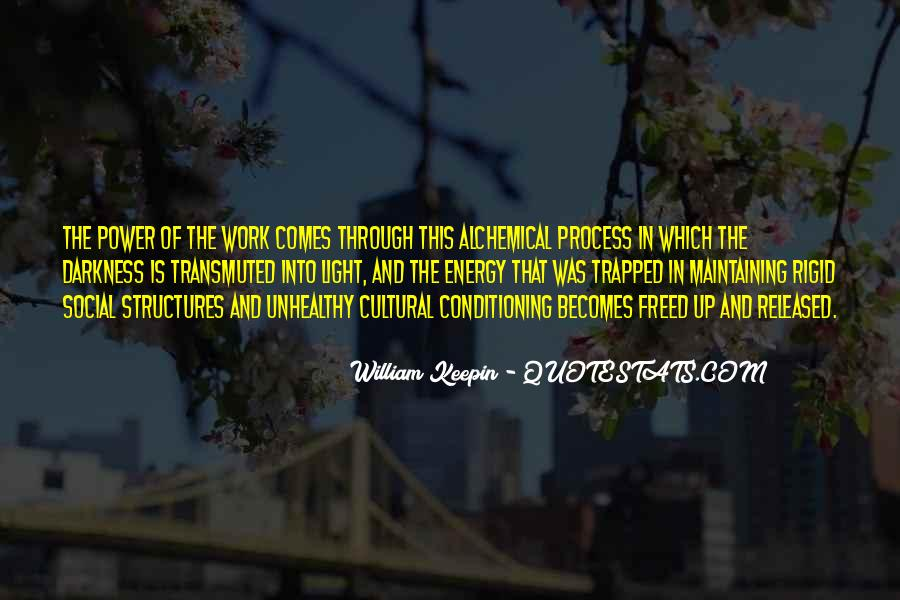 Quotes About Cultural Conditioning #1345545