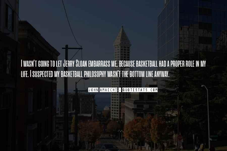 Jerry Sloan Quotes #1258824