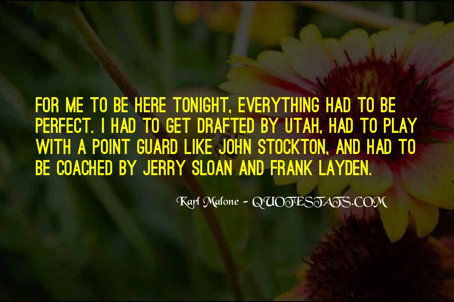 Jerry Sloan Quotes #826991