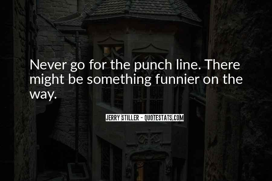 Jerry Stiller Quotes #1578464