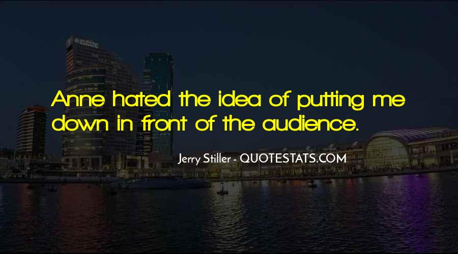 Jerry Stiller Quotes #265641