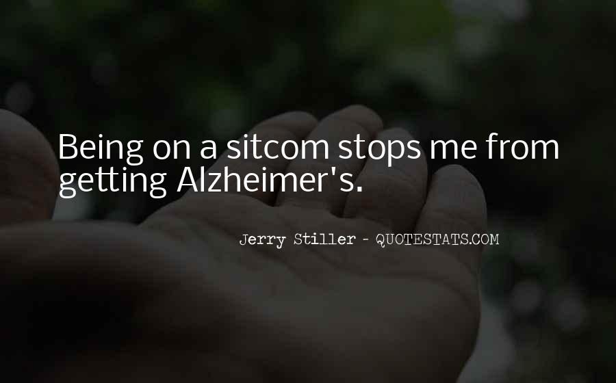 Jerry Stiller Quotes #74124