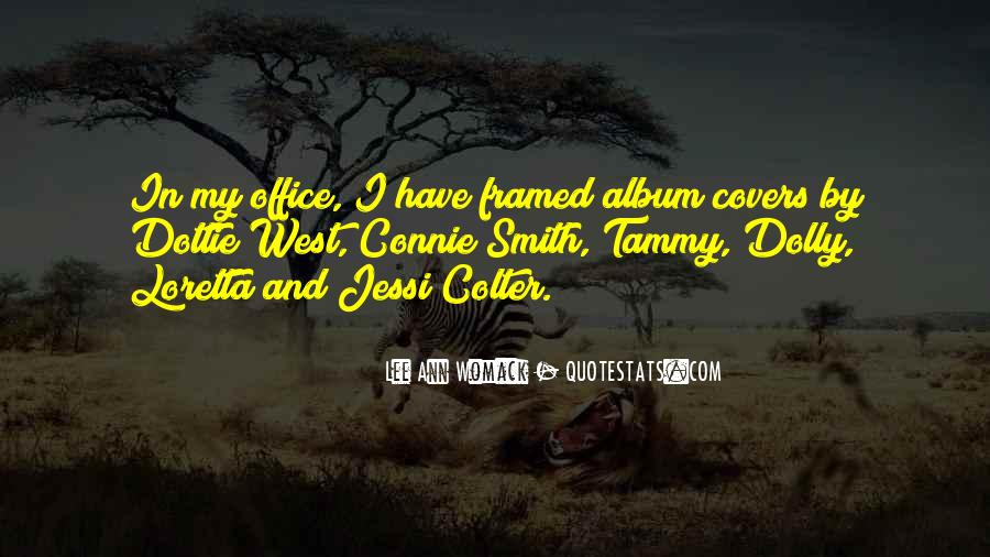 Jessi Colter Quotes #132505
