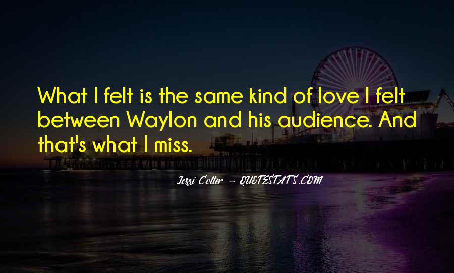 Jessi Colter Quotes #1476093