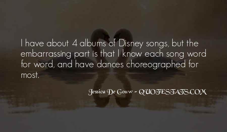 Jessica De Gouw Quotes #44225