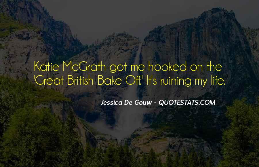 Jessica De Gouw Quotes #716816