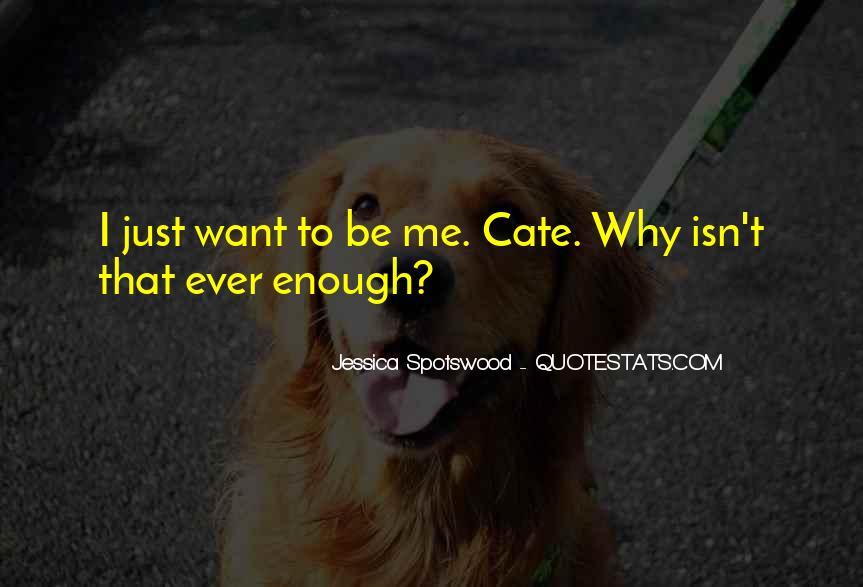Jessica Spotswood Quotes #1234782