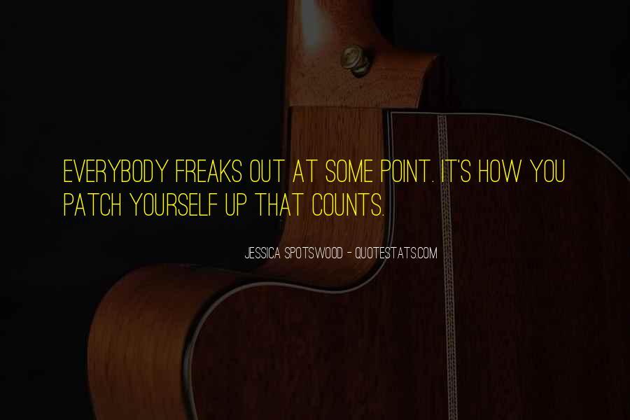Jessica Spotswood Quotes #1253536