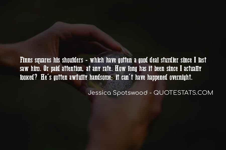 Jessica Spotswood Quotes #1449267