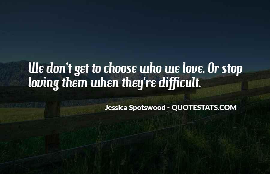 Jessica Spotswood Quotes #1652067