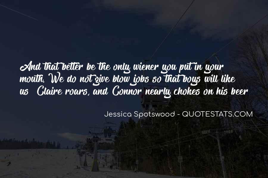 Jessica Spotswood Quotes #1693701
