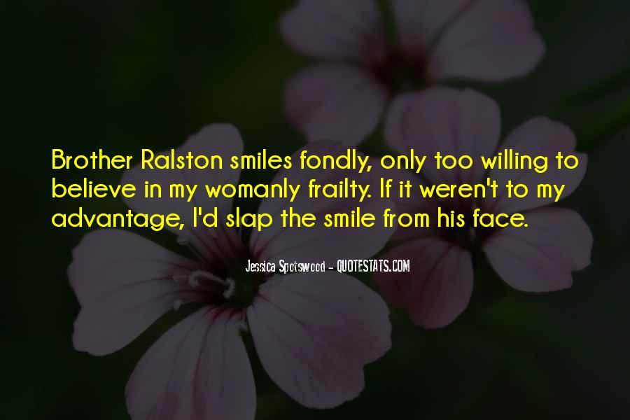 Jessica Spotswood Quotes #1796592