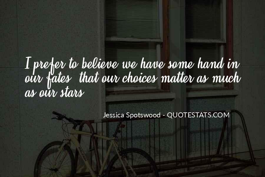 Jessica Spotswood Quotes #203643