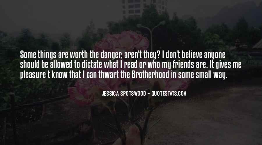 Jessica Spotswood Quotes #438767