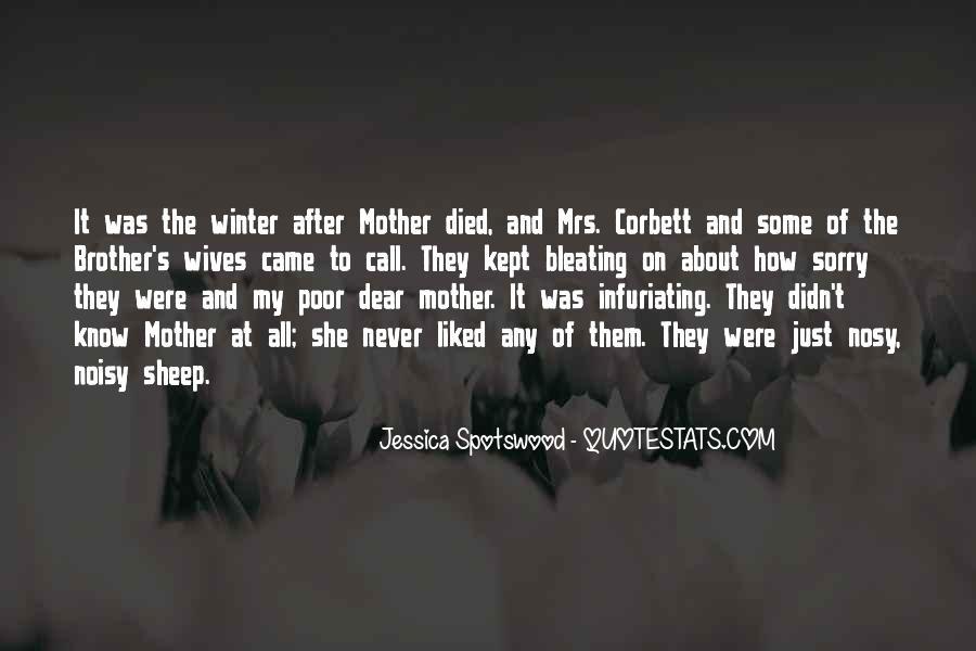 Jessica Spotswood Quotes #547635