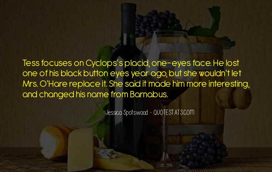 Jessica Spotswood Quotes #67220