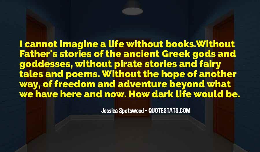 Jessica Spotswood Quotes #825732